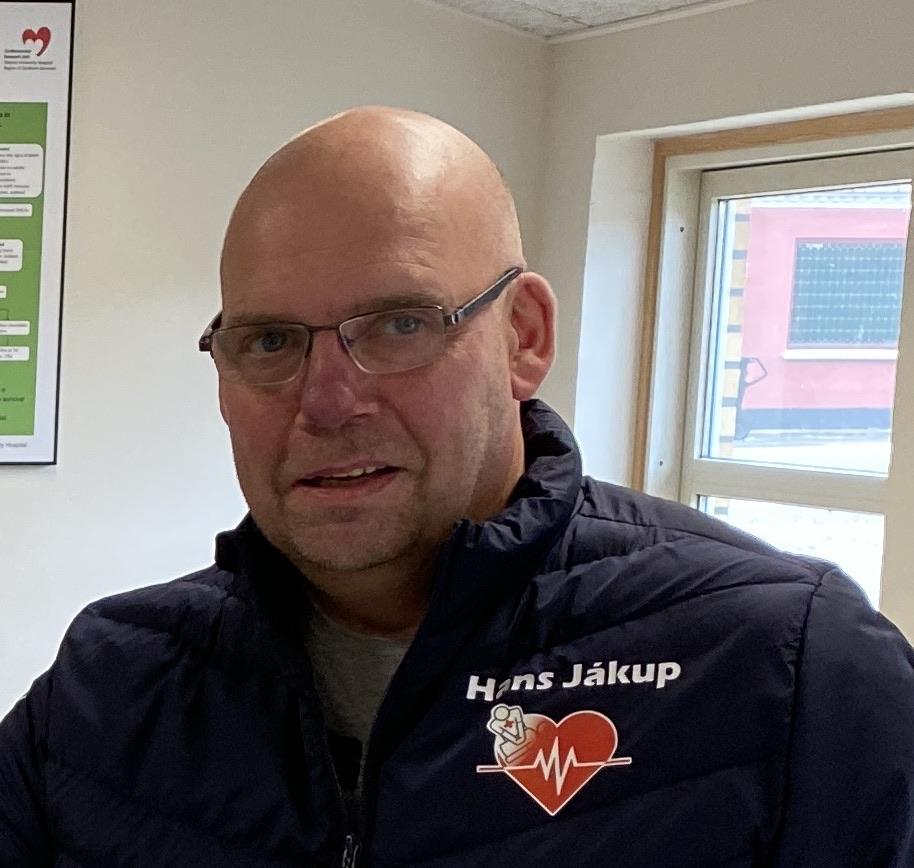 Hans Jákup Wang Jacobsen